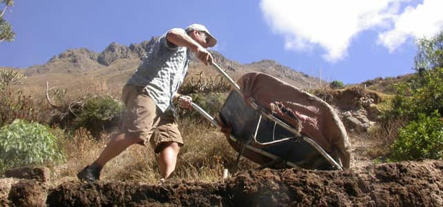 Photo of Adventure Life Traveler Rebuilding Houses in Peru