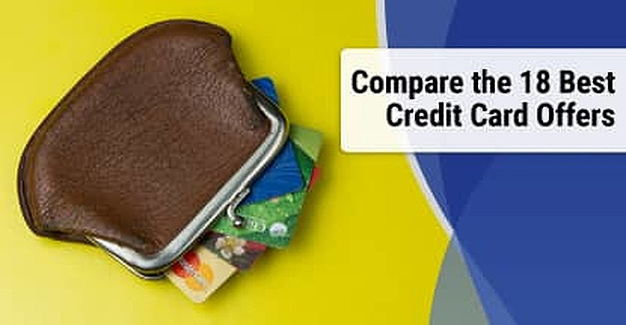 Compare Credit Cards: Comparison of the 18 Best Offers (2018)