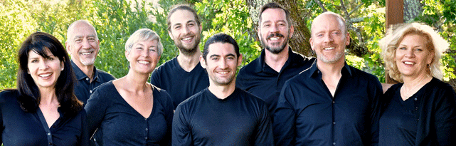 Photo of the Dharma Merchant Services team