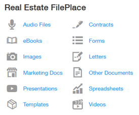Screenshot of BiggerPockets FilePlace