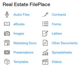 Screenshot of BiggerPockets FilePlace