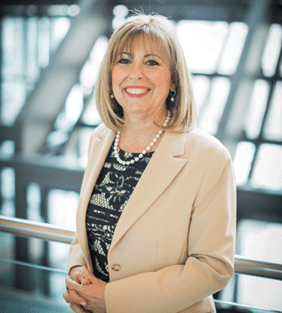 Norma Tombari, the Senior Director of Global Diversity & Inclusion for RBC