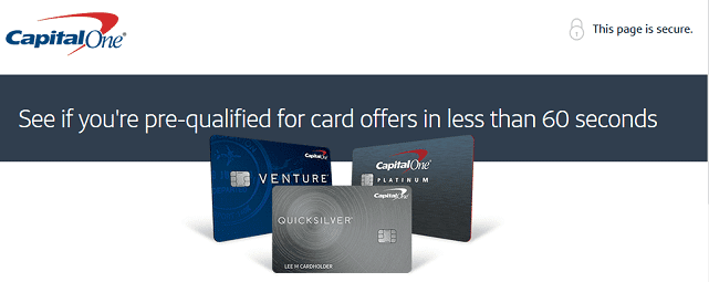 Capital one credit cards for average credit