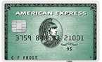 Graphic of Amex Green Card