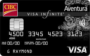 CIBC Aventura® Visa Infinite Credit Card