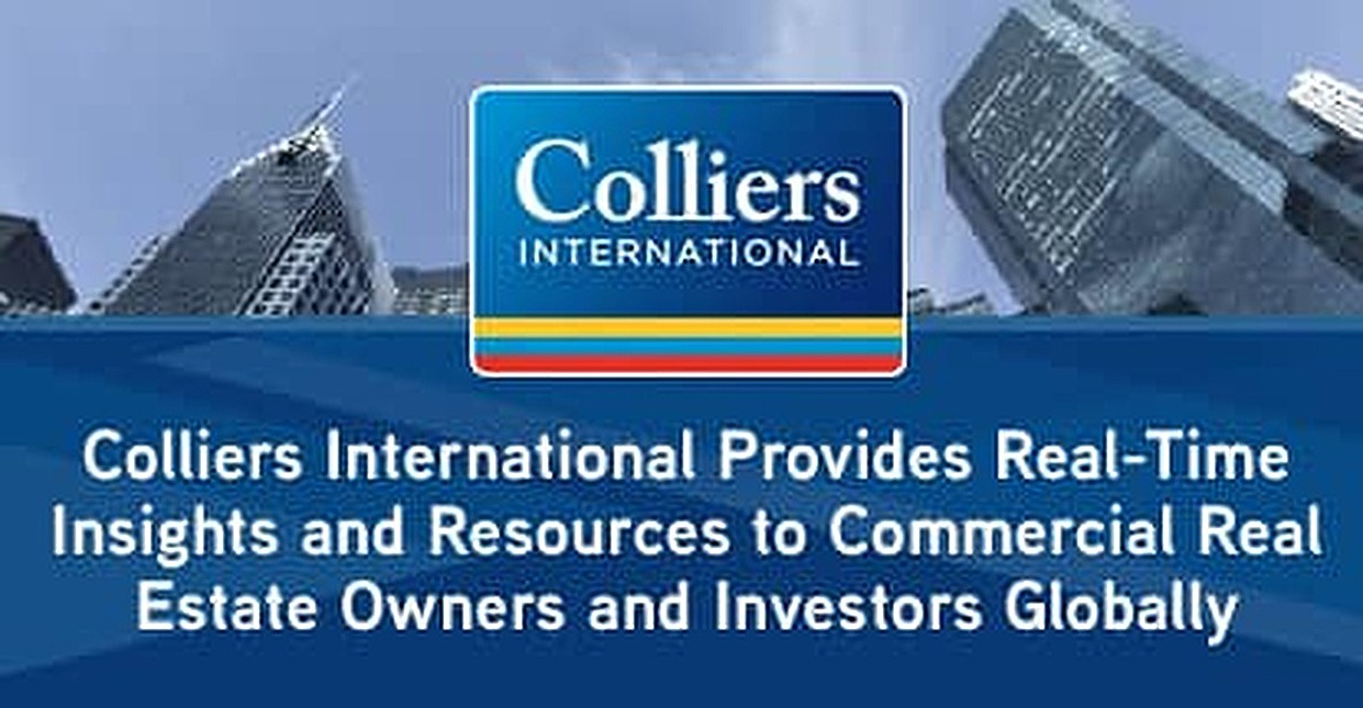 Colliers International Provides Real-Time Insights and Resources to Commercial Real Estate Owners and Investors Globally
