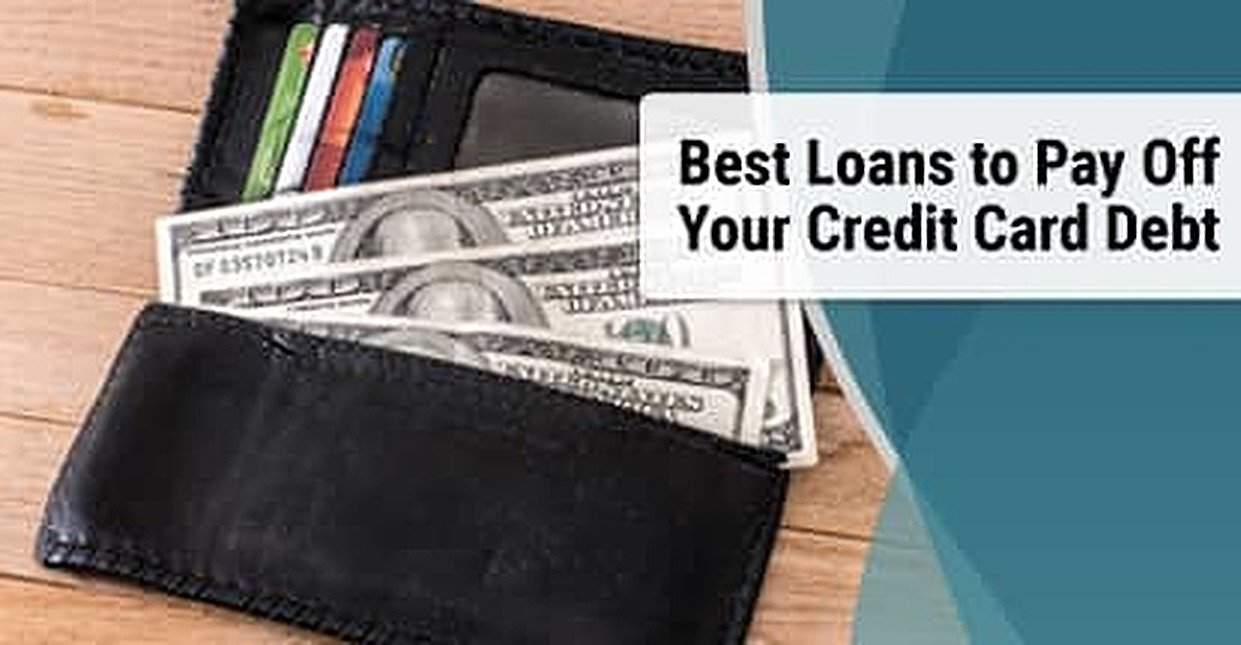Best Credit Card Loans to Pay Off Your Debt