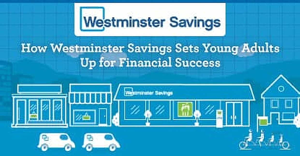 How Westminster Savings' Student-Tailored Accounts Set Young Adults Up for Financial Success