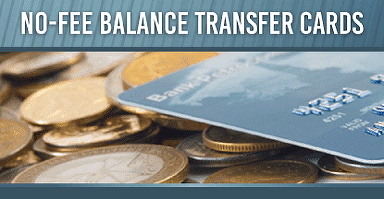 9 Best No Balance Transfer Fee Credit Cards (2018)