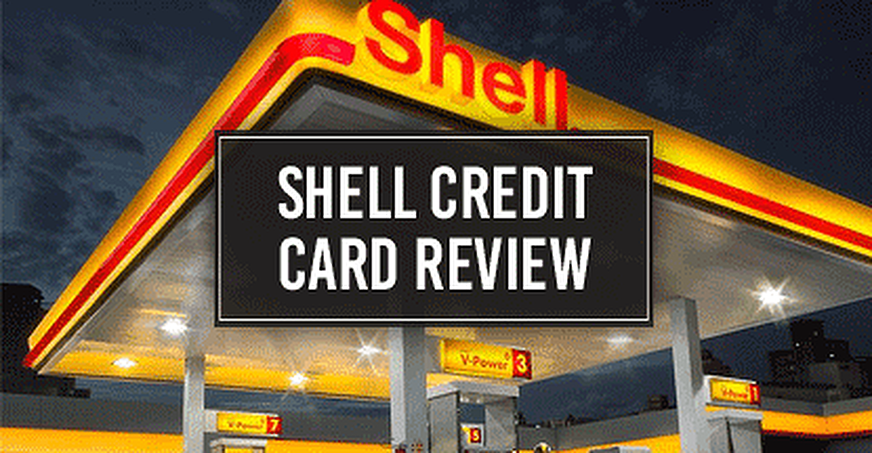 Shell Credit Card Review