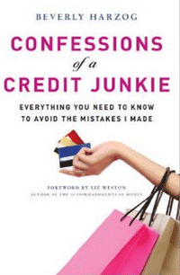 Cover of Confessions of a Credit Junkie