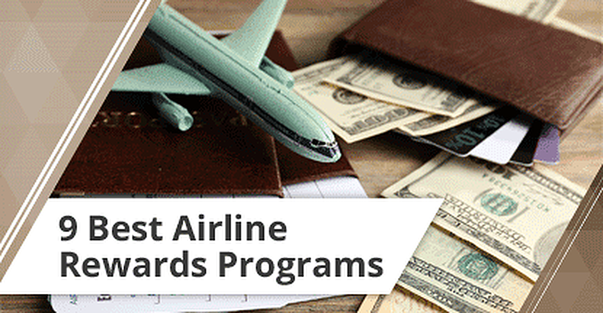 9 Best Airline Rewards Programs (Frequent Flyer Guide 2017)