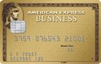 Amex Business Gold Rewards Card