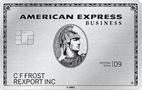 Amex Business Platinum Card®
