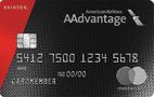 Barclaycard AAdvantage® Aviator™ Red World Elite Mastercard®