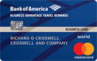 Business Advantage Travel Rewards World Mastercard®