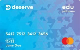 Deserve Edu Card