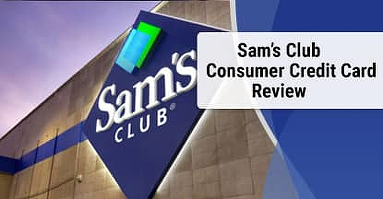 Sams Credit Login >> Sam S Club Consumer Credit Card Review 2019 Cardrates Com