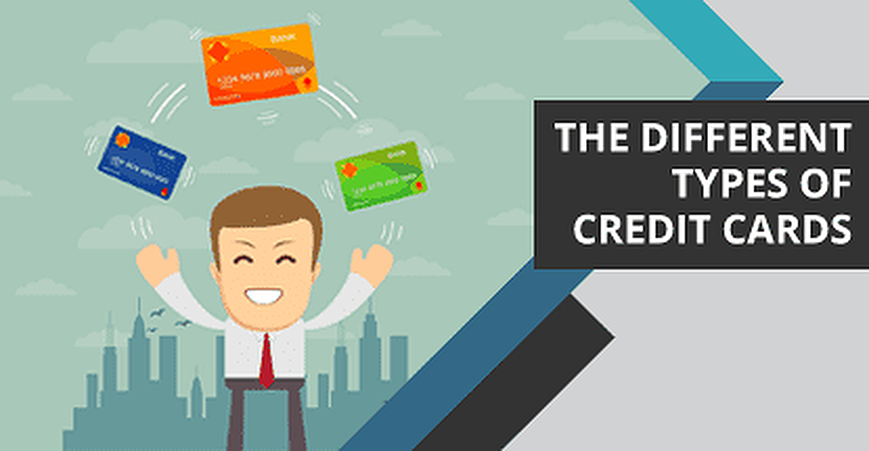 7 FAQs —The Different Types of Credit Cards & Which to Carry