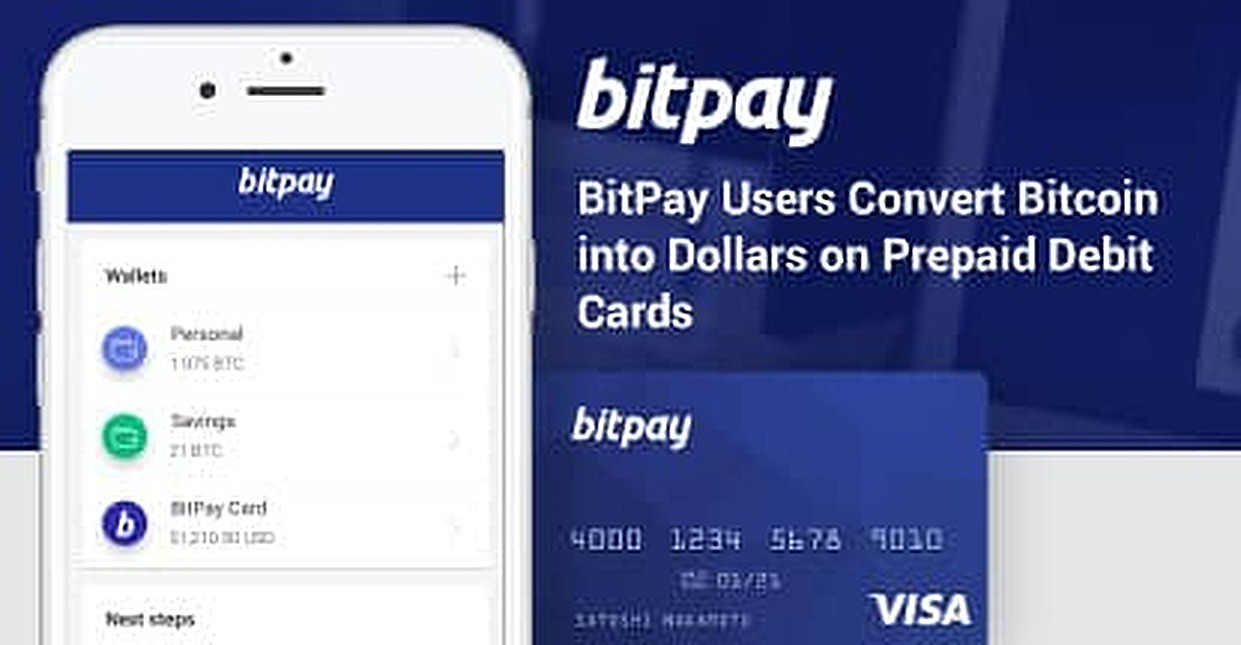 BitPay Enables Bitcoin Owners to Cash In on Their Investment Anywhere Visa® is Accepted