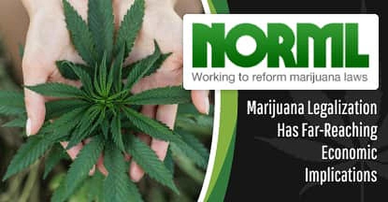 Marijuana Legalization Has Far-Reaching Economic and Financial Implications for Communities
