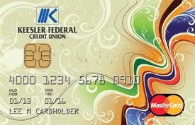 Keesler Credit Union Credit Card Image