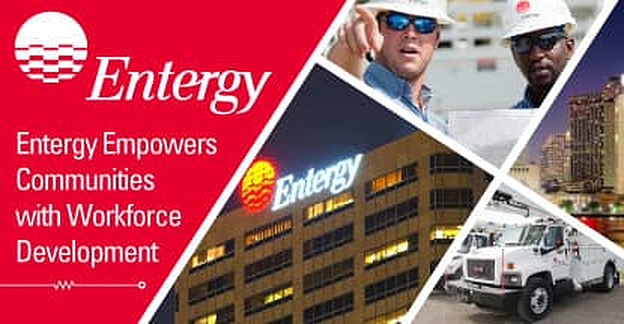 Entergy Serves 2.9 Million Customers with Affordable Electricity and Community Development Programs that Further State Economies