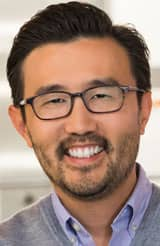 Headshot of Eugene Park, Chief Product Officer at Edmunds