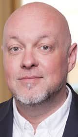 Headshot of Thomas Staven, Vice President of ERP at Unit4