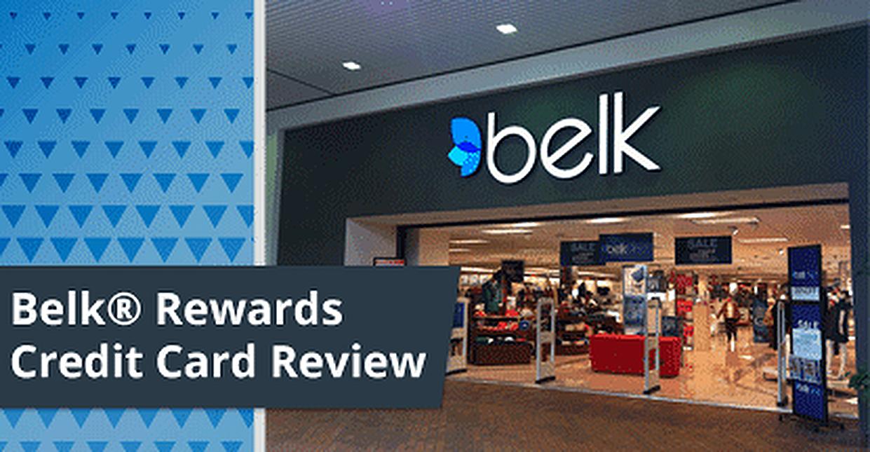 Belk Credit Card Review 2019 Cardrates Com