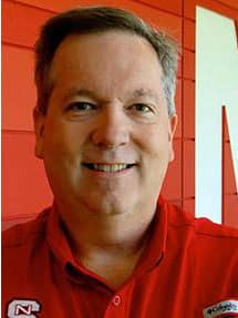 Headshot of Kenneth Tate, Director of External Relations at NC State's Department of Computer Science