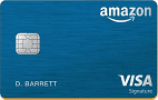 Amazon Rewards Visa Signature® Card