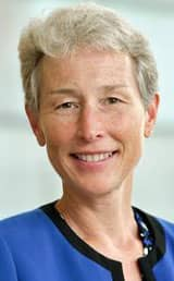 Headshot of Ann Owen, Henry Platt Bristol Professor of Economics at Hamilton College
