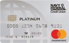Navy Federal Credit Union Platinum Mastercard®