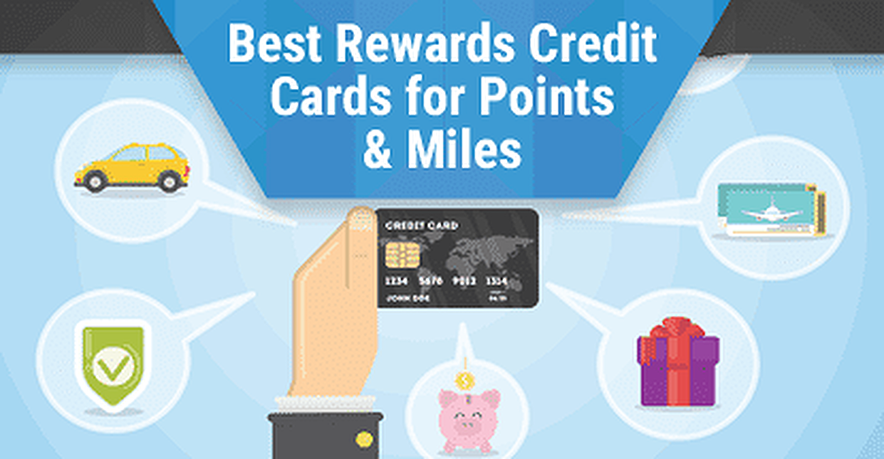 18 Best Credit Cards for Points & Miles in 2018
