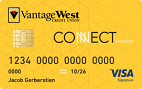 Vantage West Connect Rewards Visa Signature® Card