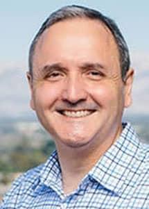 Headshot of Frank Teruel, CFO of ThreatMetrix