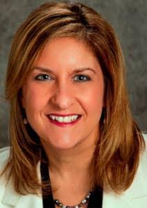 Headshot of Tracy Szarzi-Fors, Vice President, Marketing & Business Development at Wright-Patt