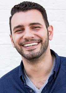 Headshot of Basil Sadiq, Marketing Manager at VolunteerMatch
