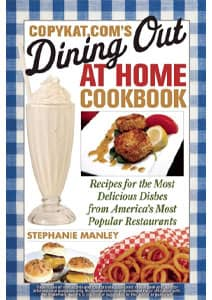 Cover Art from the CopyKat.com Cookbook