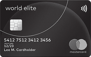 World Elite Mastercard®