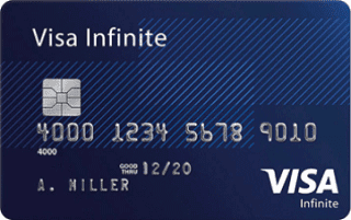 Visa Infinite® Credit Card