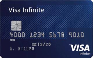 Visa Infinite® Credit Card