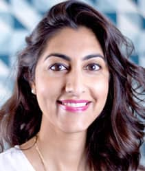 Headshot of Luvleen Sidhu, a Co-Founder and Chief Strategy Officer at BankMobile