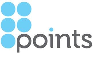 Points.com Logo