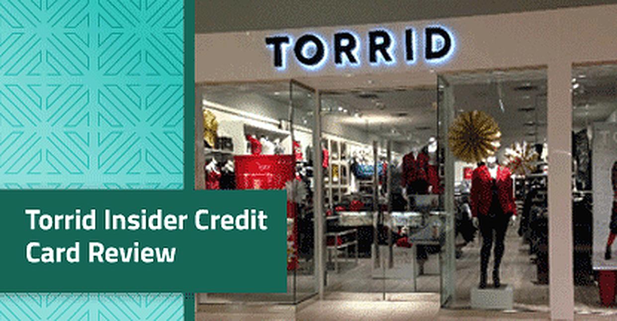 Torrid Credit Card Review