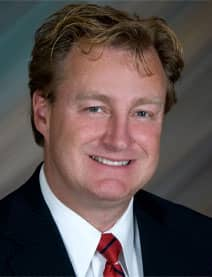 Headshot of John Strabley, CEO of IMS