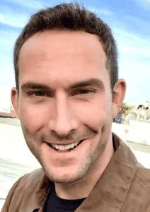 Headshot of Mason Harrison, Crowdpac's Vice President of Communications