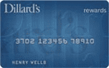 Dillard's Credit Card Review
