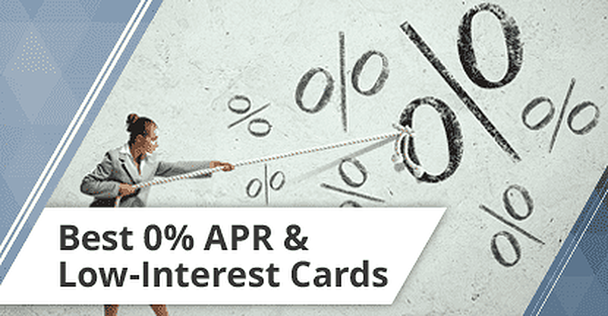 17 Best 0% APR & Low-Interest Credit Cards for 2018
